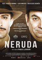 Neruda - Italian Movie Poster (xs thumbnail)