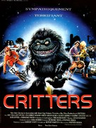 Critters - French Movie Poster (xs thumbnail)