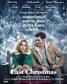 Last Christmas - Dutch Movie Poster (xs thumbnail)