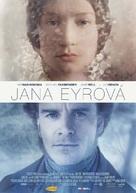Jane Eyre - Czech Movie Poster (xs thumbnail)