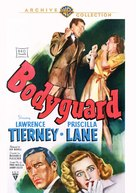Bodyguard - DVD movie cover (xs thumbnail)