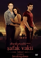 The Twilight Saga: Breaking Dawn - Part 1 - Turkish DVD cover (xs thumbnail)