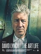 David Lynch The Art Life - French Movie Poster (xs thumbnail)
