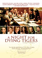 A Night for Dying Tigers - DVD cover (xs thumbnail)