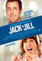 Jack and Jill - Turkish Movie Poster (xs thumbnail)