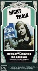 Night Train to Munich - British VHS cover (xs thumbnail)
