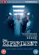 Das Experiment - British Movie Cover (xs thumbnail)
