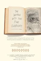 Die Frau mit den 5 Elefanten - Movie Poster (xs thumbnail)