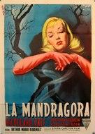 Alraune - Italian Movie Poster (xs thumbnail)