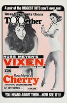 Vixen! - Combo poster (xs thumbnail)