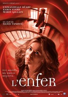 Enfer, L' - Italian Movie Poster (xs thumbnail)