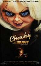 Bride of Chucky - German Movie Poster (xs thumbnail)