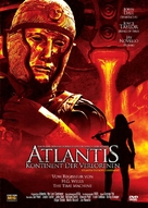 Atlantis, the Lost Continent - German DVD movie cover (xs thumbnail)