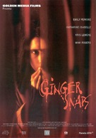 Ginger Snaps - Spanish Movie Poster (xs thumbnail)