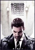 Autómata - Movie Poster (xs thumbnail)