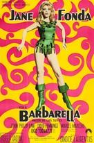 Barbarella - Argentinian Movie Poster (xs thumbnail)