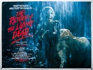 The Return of the Living Dead - British Movie Poster (xs thumbnail)