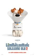 The Secret Life of Pets 2 - Estonian Movie Poster (xs thumbnail)