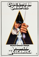 A Clockwork Orange - Italian Movie Poster (xs thumbnail)