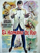 L'homme de Rio - Spanish Movie Poster (xs thumbnail)