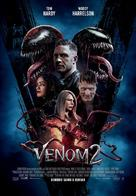 Venom: Let There Be Carnage - Croatian Movie Poster (xs thumbnail)