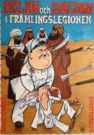 Beau Hunks - Swedish Movie Poster (xs thumbnail)