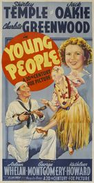 Young People - Movie Poster (xs thumbnail)