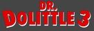 Dr Dolittle 3 - German Logo (xs thumbnail)