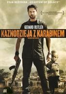 Machine Gun Preacher - Polish Movie Cover (xs thumbnail)