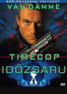 Timecop - Hungarian Movie Cover (xs thumbnail)
