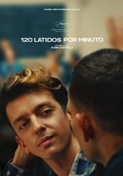 120 battements par minute - Mexican Movie Poster (xs thumbnail)