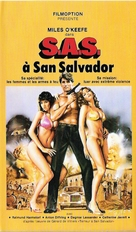 S.A.S. à San Salvador - French Movie Cover (xs thumbnail)