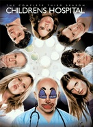 """Childrens Hospital"" - DVD movie cover (xs thumbnail)"