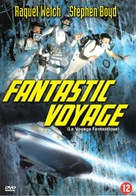 Fantastic Voyage - Belgian Movie Cover (xs thumbnail)