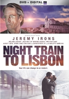 Night Train to Lisbon - DVD cover (xs thumbnail)