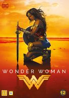 Wonder Woman - Danish Movie Cover (xs thumbnail)