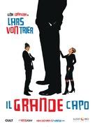 Direktøren for det hele - Italian Movie Poster (xs thumbnail)