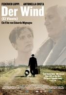 Viento, El - German poster (xs thumbnail)