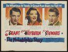 The Philadelphia Story - Australian Movie Poster (xs thumbnail)