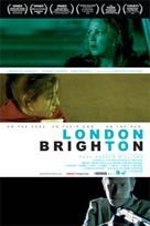 London to Brighton - Belgian Movie Poster (xs thumbnail)