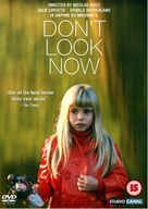 Don't Look Now - British DVD cover (xs thumbnail)