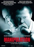 Manipulation - Swiss Movie Poster (xs thumbnail)
