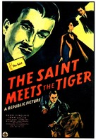 The Saint Meets the Tiger - Movie Poster (xs thumbnail)