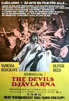 The Devils - Swedish Movie Poster (xs thumbnail)