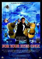 For Your Eyes Only - Movie Poster (xs thumbnail)