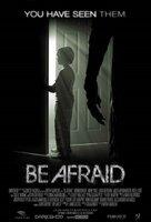 Be Afraid - Lebanese Movie Poster (xs thumbnail)