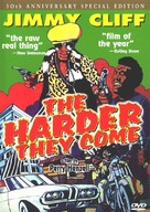 The Harder They Come - Movie Cover (xs thumbnail)