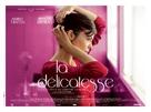 La délicatesse - British Movie Poster (xs thumbnail)