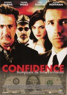 Confidence - Spanish Movie Poster (xs thumbnail)
