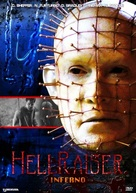 Hellraiser: Inferno - DVD movie cover (xs thumbnail)